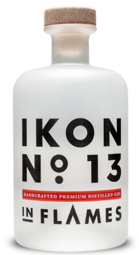 In Flames IKON No13