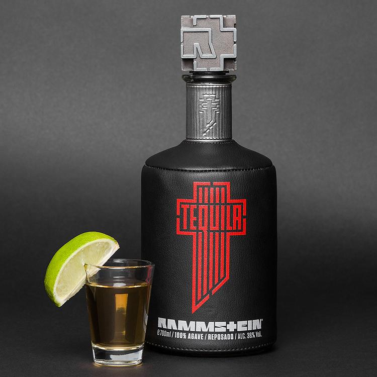 Rammstein Tequila 0,7L (38% Vol.)