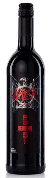 Slayer - Reign In Blood Red Wine 2019