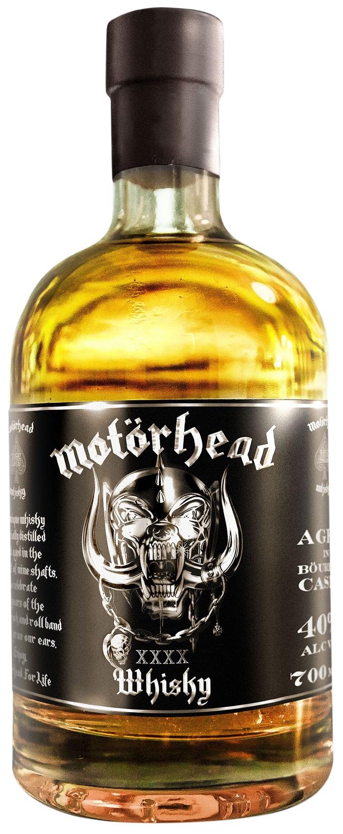 Motörhead Single Malt Whisky