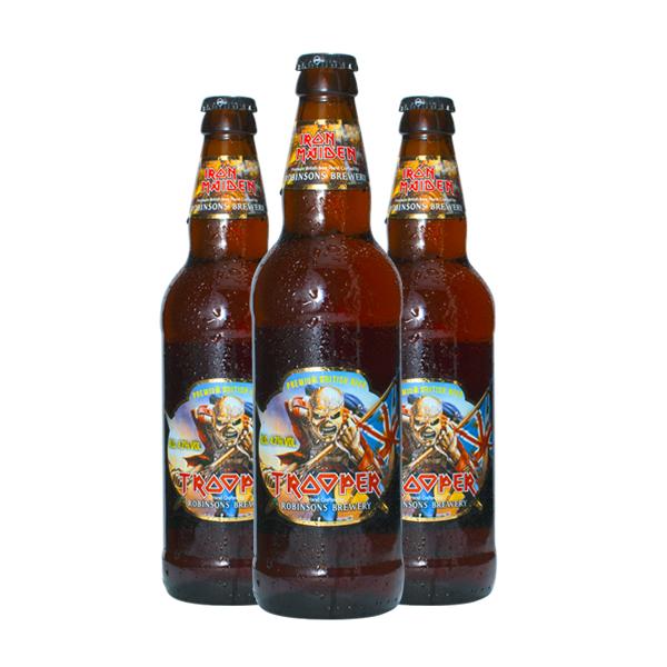 Iron Maiden Trooper Bier 0,33l