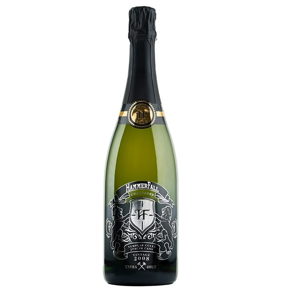 HAMMERFALL - TEMPLAR CUVEE JOACIM CANS 2008 Champagner